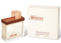 DSQUARED² velvet forest wood