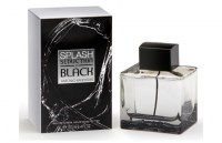 A.Banderas SEDUCTION IN BLACK SPLASH