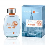 Mandarina Duck LET'S TRAVEL TO NEW YORK  M