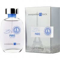 Mandarina Duck LET'S TRAVEL TO PARIS  M